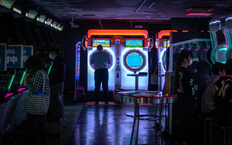buying slot machines